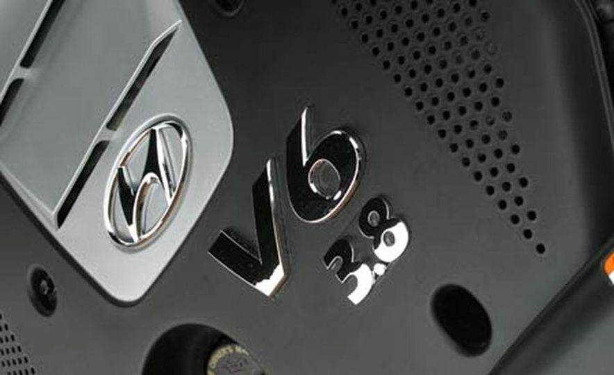 2006 Hyundai Azera - Slide 20