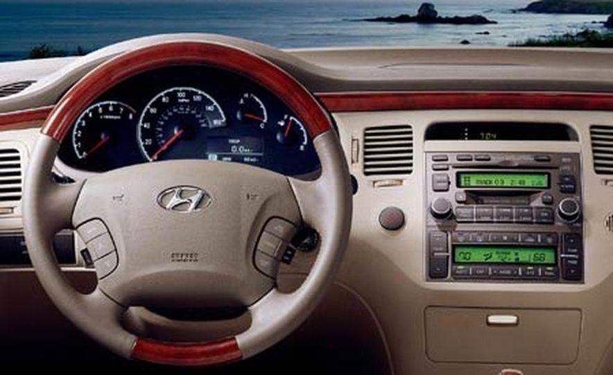 2006 Hyundai Azera - Slide 18