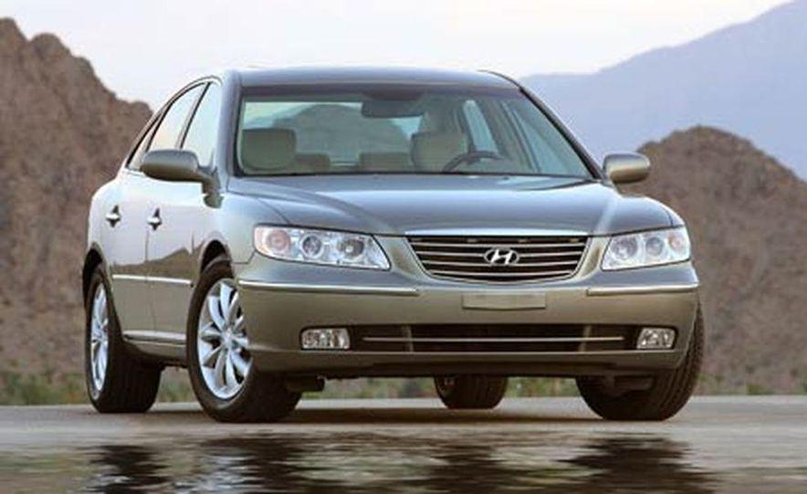 2006 Hyundai Azera - Slide 10