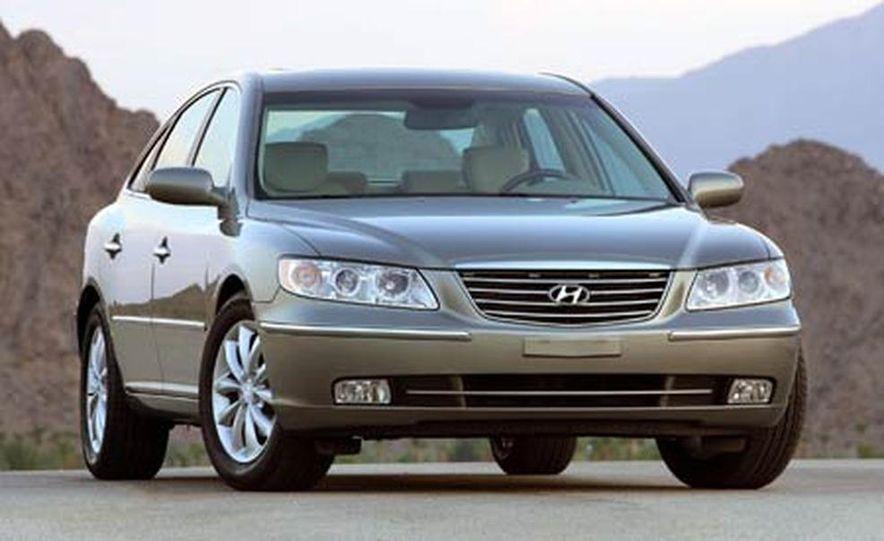 2006 Hyundai Azera - Slide 14