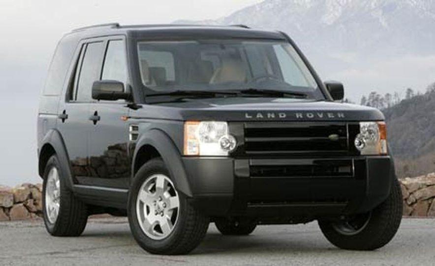2006 Land Rover LR3 - Slide 1