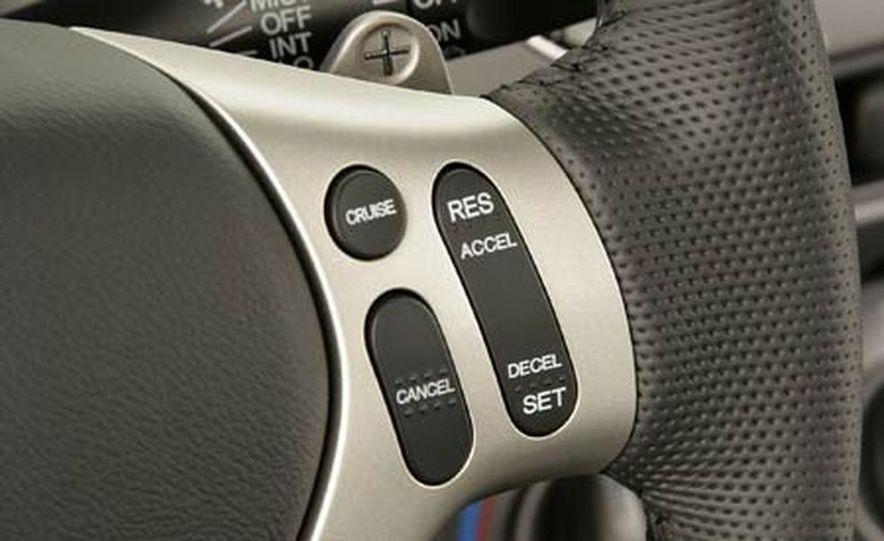 2007 Honda Fit Sport - Slide 22