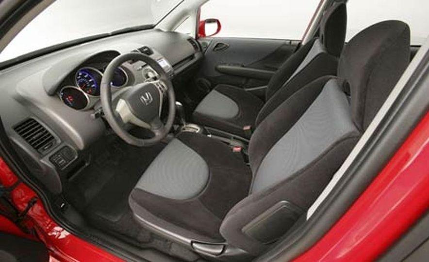 2007 Honda Fit Sport - Slide 31