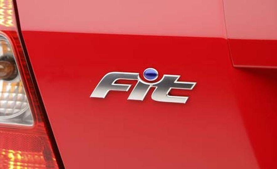 2007 Honda Fit Sport - Slide 32