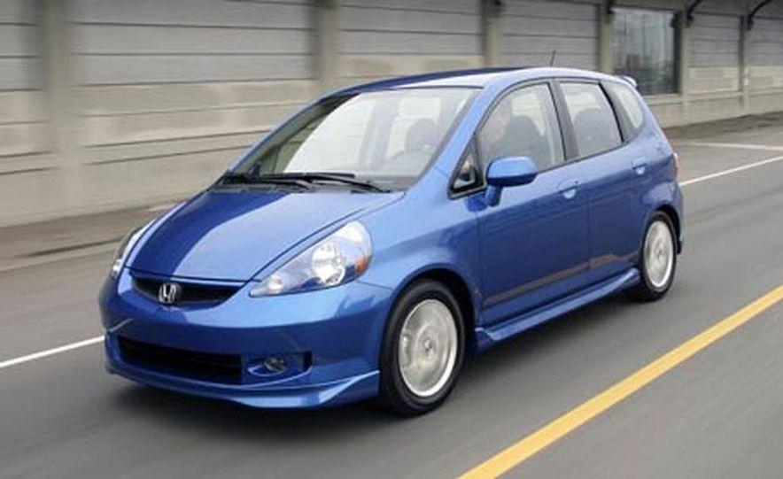 2007 Honda Fit Sport - Slide 5