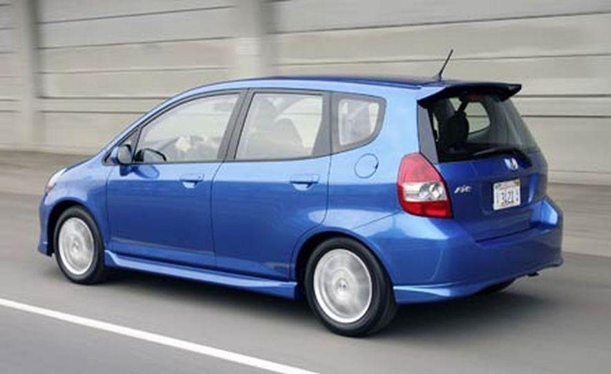 2007 Honda Fit Sport - Slide 6