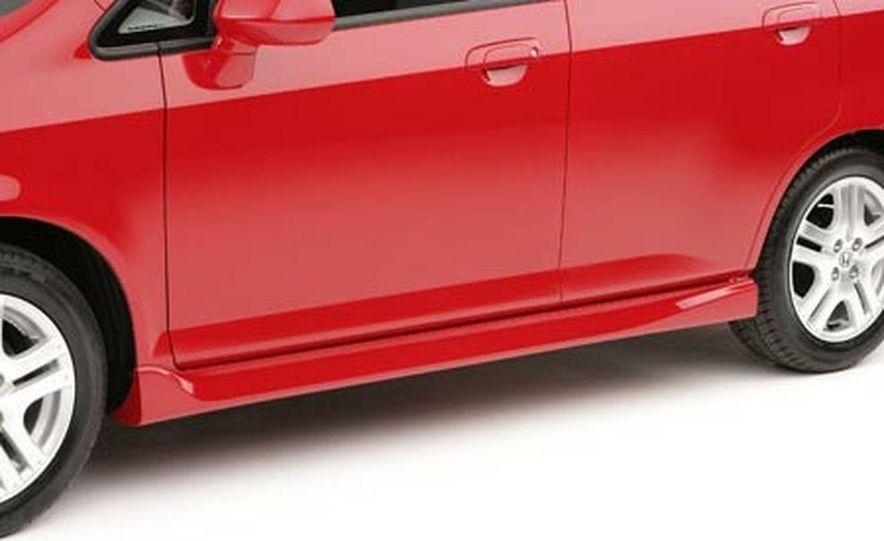 2007 Honda Fit Sport - Slide 20