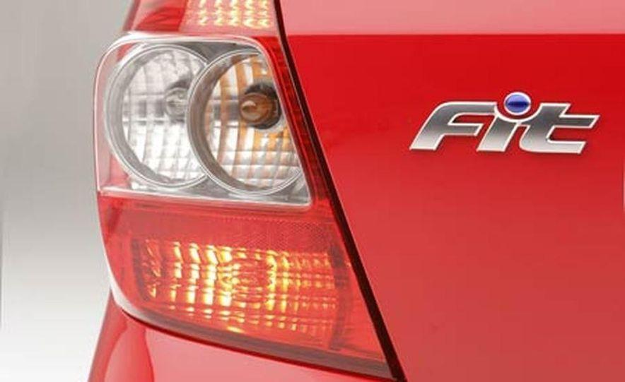 2007 Honda Fit Sport - Slide 35