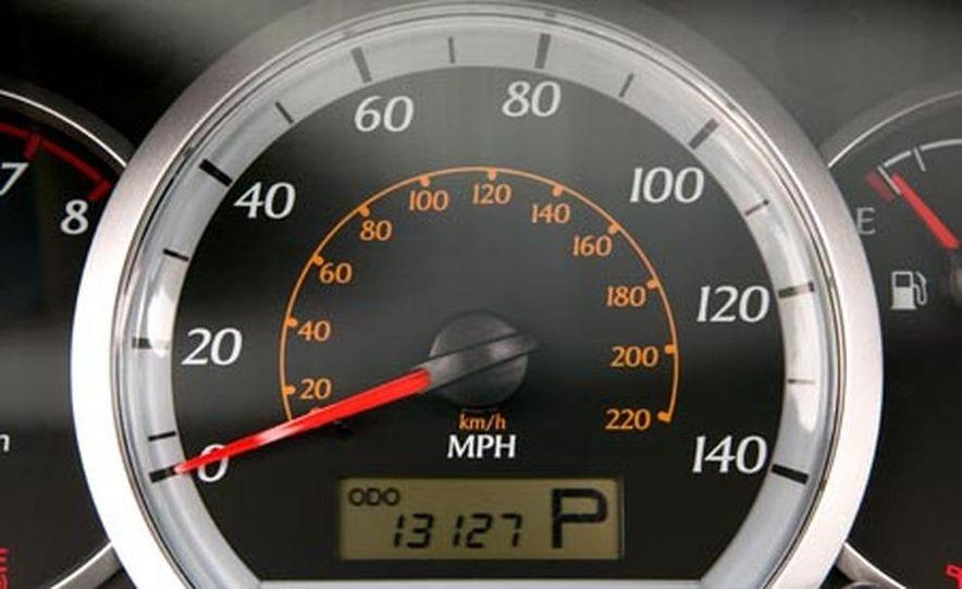 2005 Suzuki Forenza EX Wagon - Slide 5