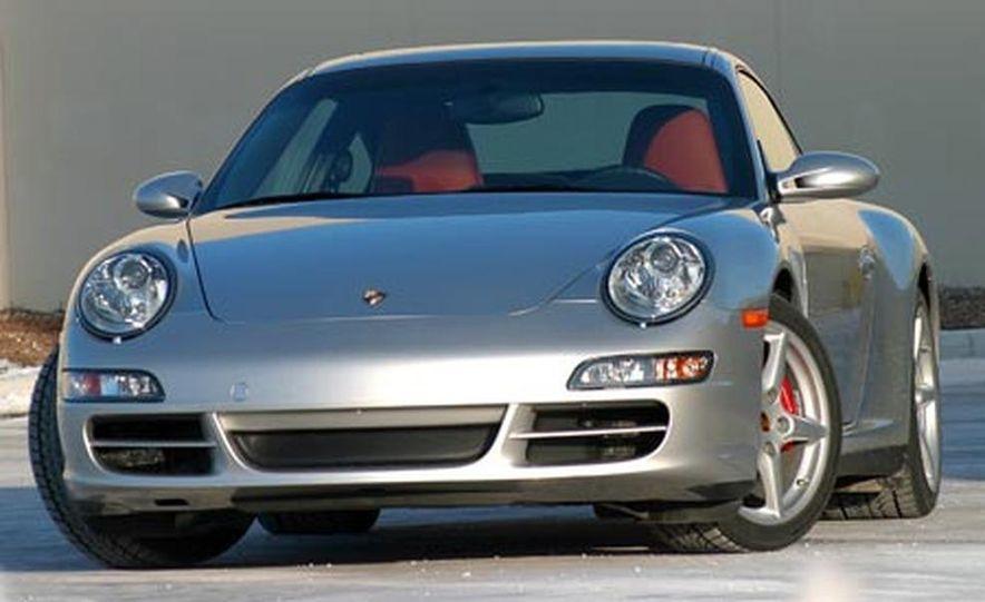 2006 Porsche 911 Carrera 4S - Slide 1