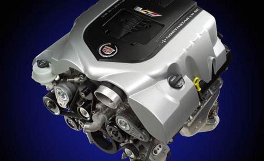 Cadillac XLR-V - Slide 28