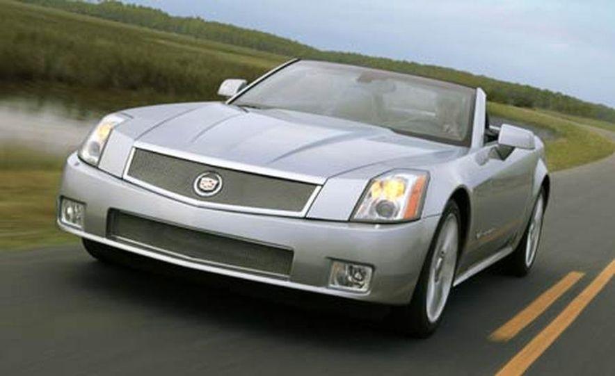 Cadillac XLR-V - Slide 18