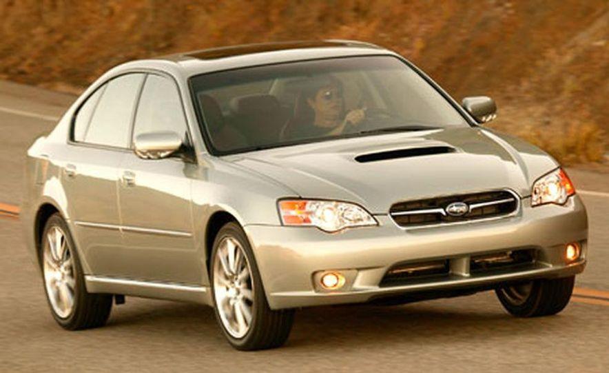 2006 Subaru Legacy 2.5 GT Spec.B - Slide 1