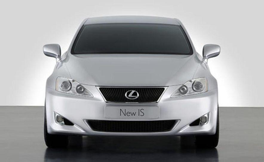 2006 Lexus IS250 - Slide 1