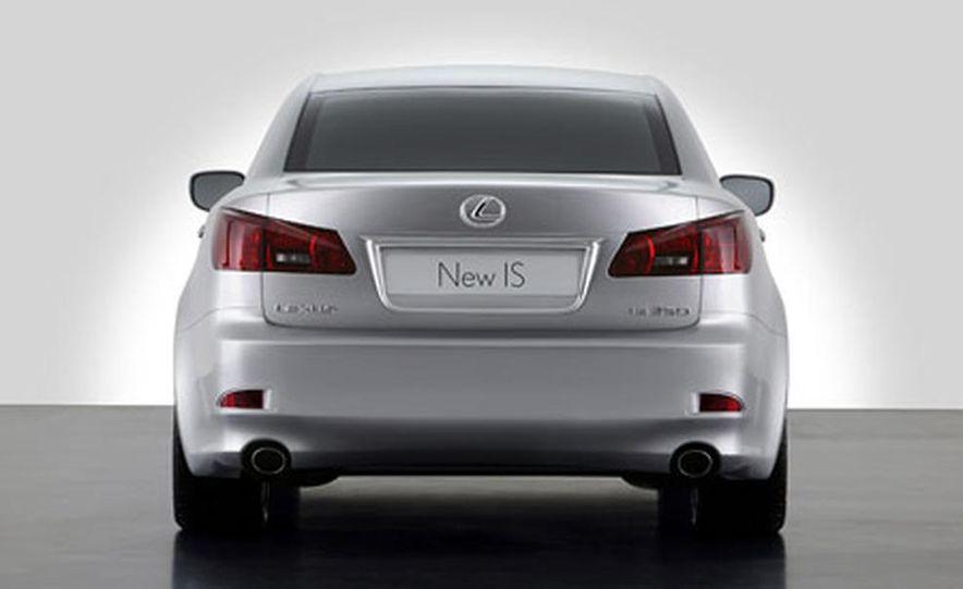 2006 Lexus IS250 - Slide 4