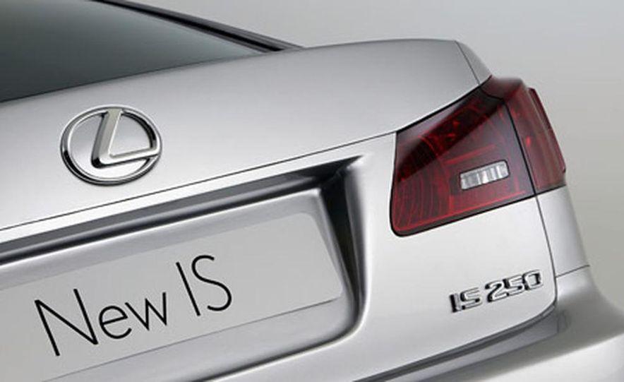 2006 Lexus IS250 - Slide 5