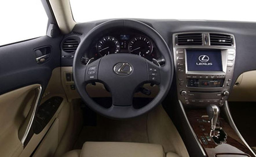 2006 Lexus IS250 - Slide 7