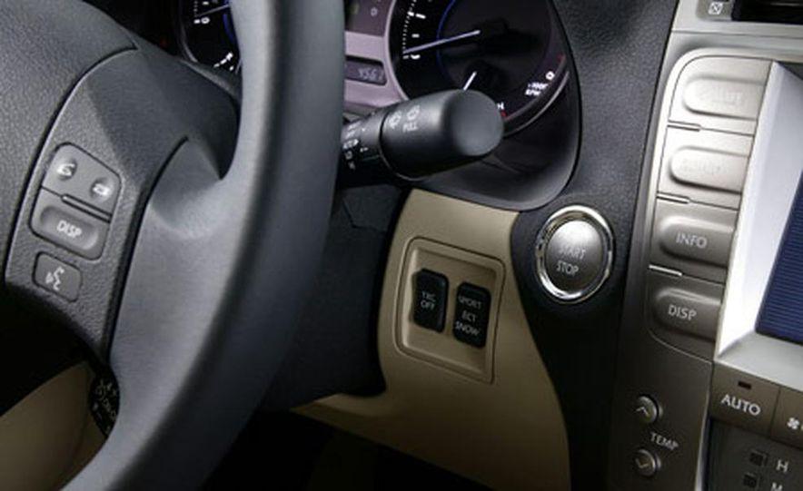 2006 Lexus IS250 - Slide 8
