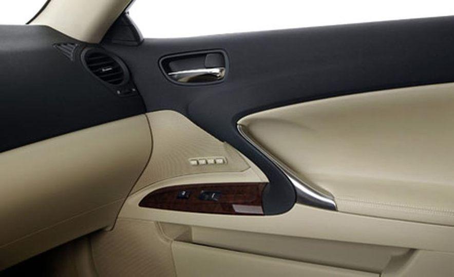 2006 Lexus IS250 - Slide 9