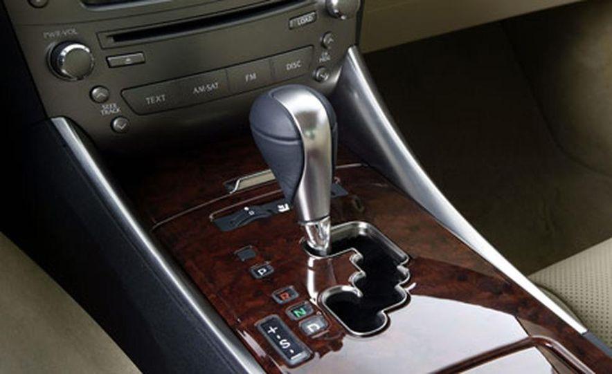 2006 Lexus IS250 - Slide 10