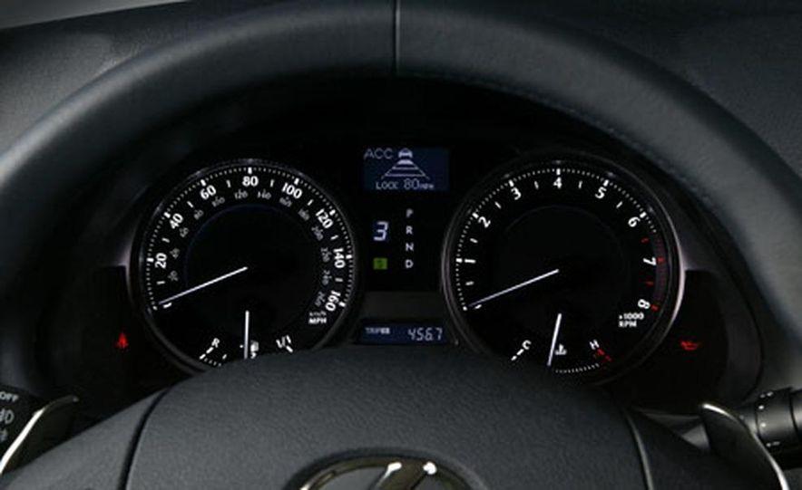 2006 Lexus IS250 - Slide 11