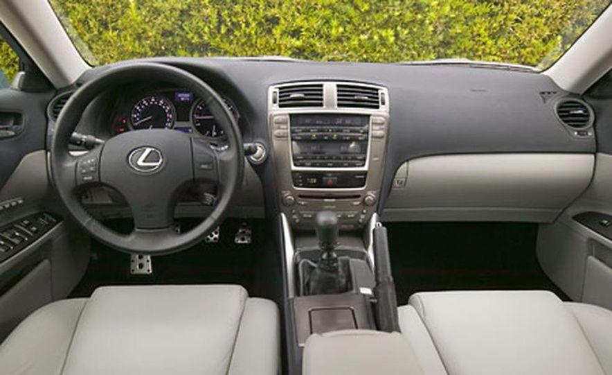 2006 Lexus IS250 - Slide 17