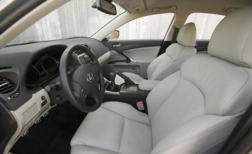 2006 Lexus IS250 - Slide 18
