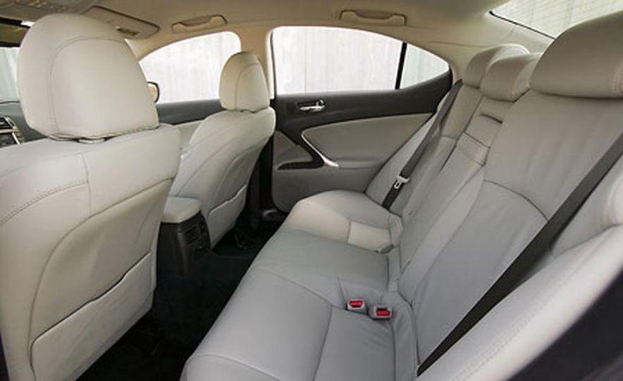 2006 Lexus IS250 - Slide 19