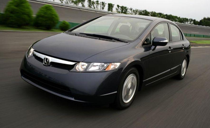 Honda Civic Hybrid - Slide 1