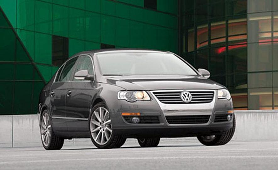 Volkswagen Passat 3.6 - Slide 1