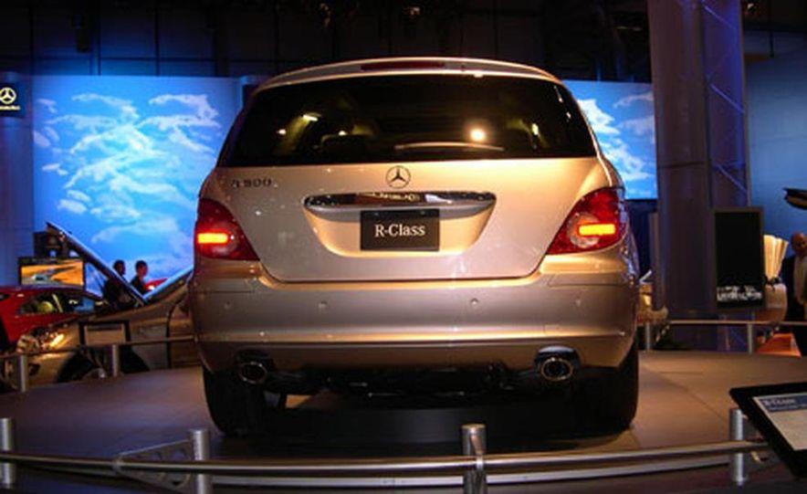 Mercedes-Benz R-Class - Slide 4