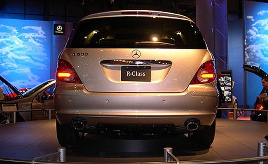 Mercedes-Benz R-Class - Slide 6