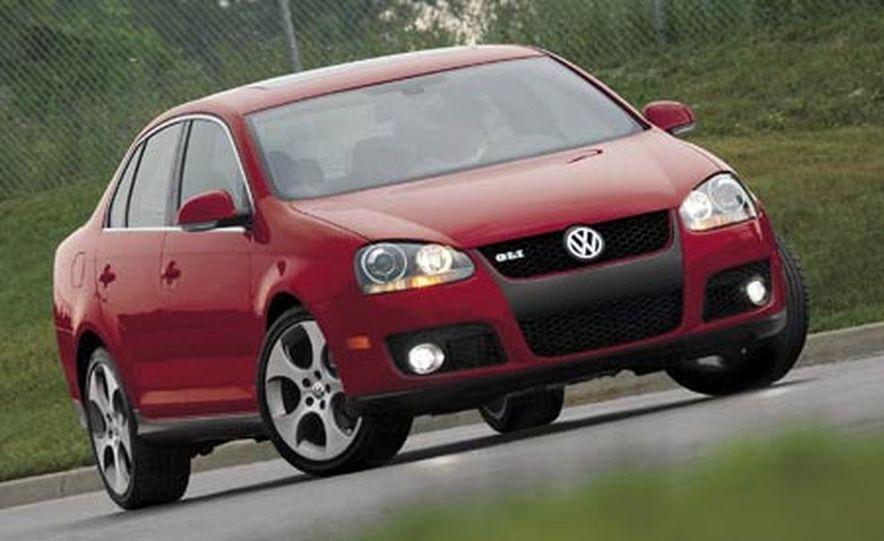 2006 Volkswagen Jetta GLI - Slide 1