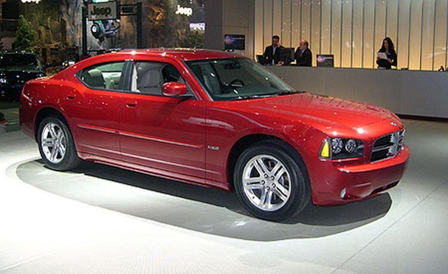 Dodge Charger - Slide 3