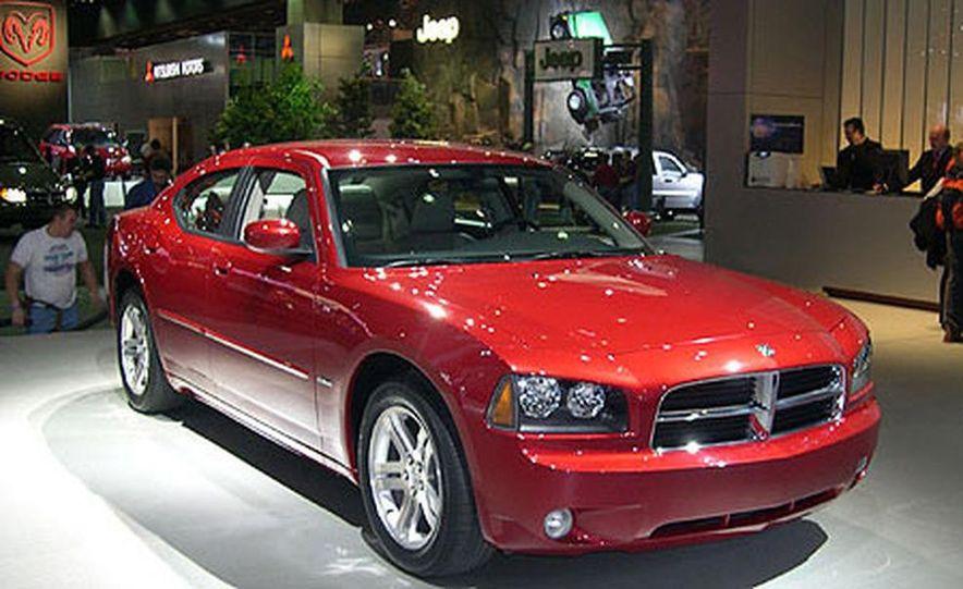 Dodge Charger - Slide 5
