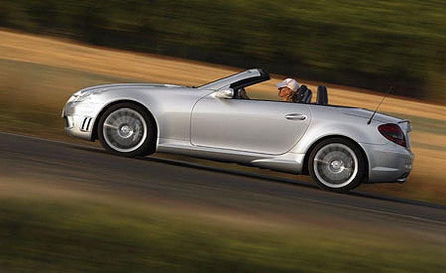 Mercedes-Benz SLK55 AMG - Slide 2