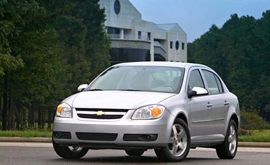 Chevrolet Cobalt LS - Slide 1