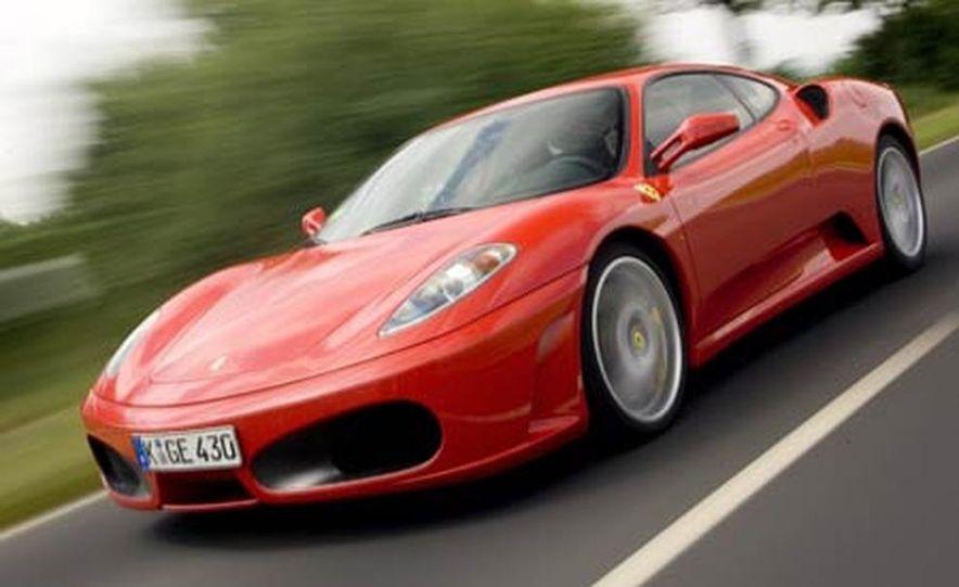 2006 Ferrari F430 - Slide 7