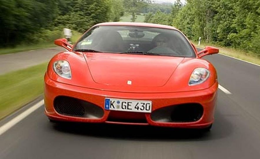 2006 Ferrari F430 - Slide 8
