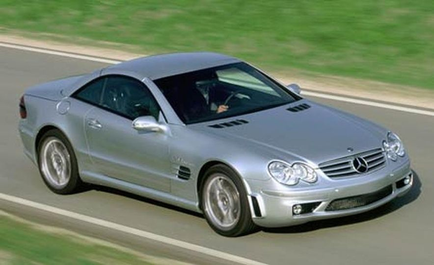 2005 Mercedes-Benz SL65 AMG - Slide 1