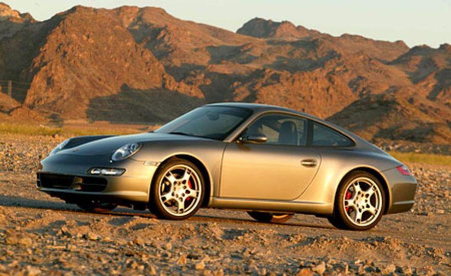 Porsche 911 Carrera S - Slide 6
