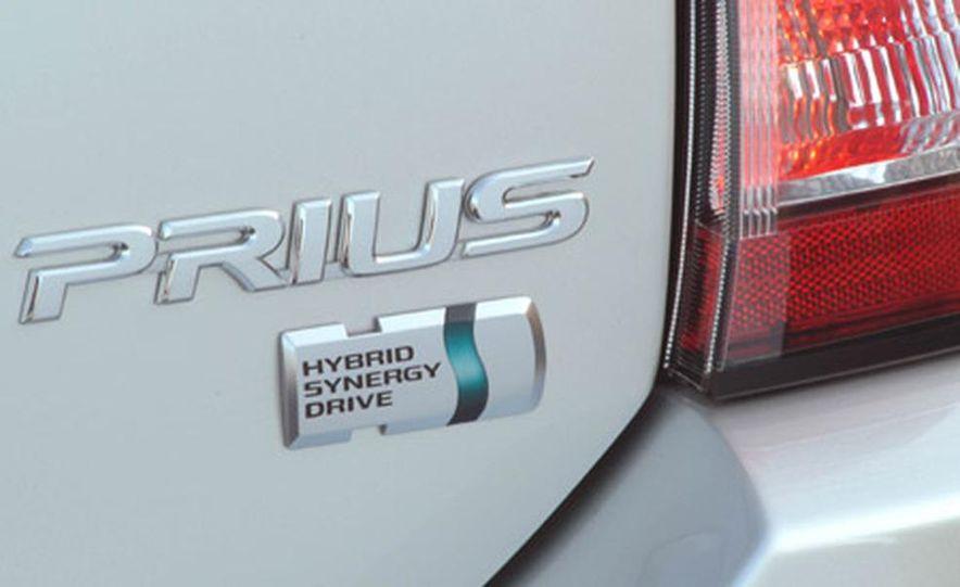 Toyota Prius - Slide 12
