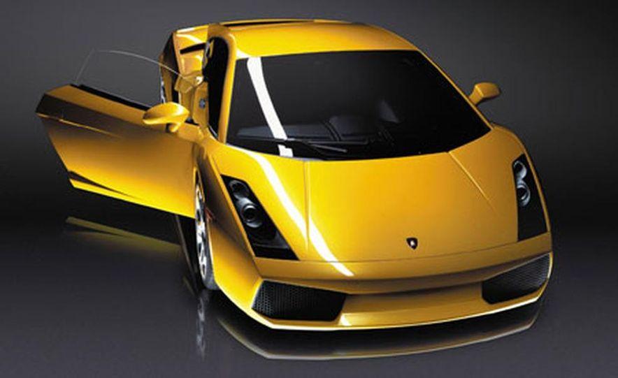 Lamborghini Gallardo - Slide 1