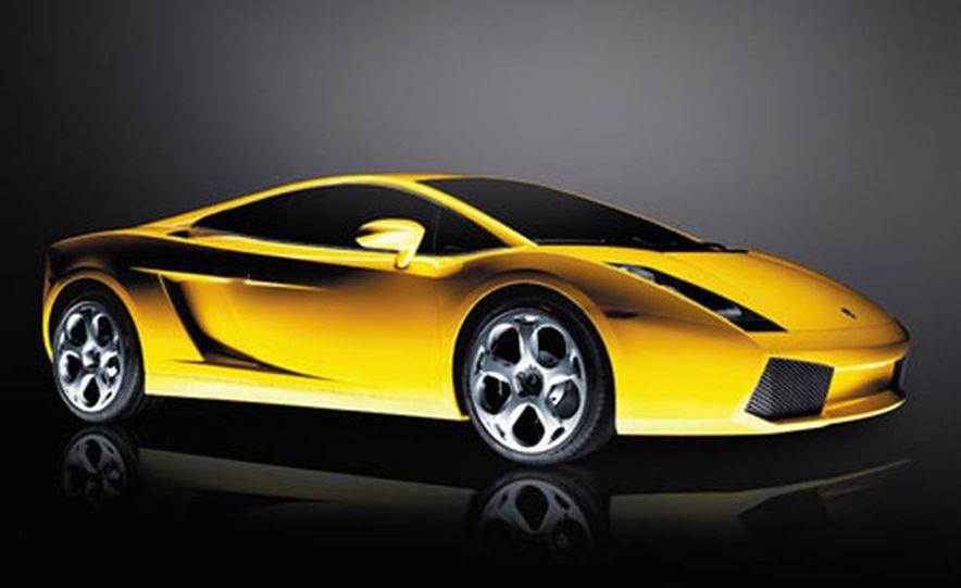 Lamborghini Gallardo - Slide 2
