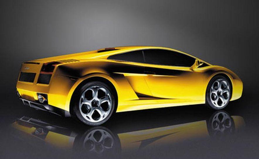 Lamborghini Gallardo - Slide 3