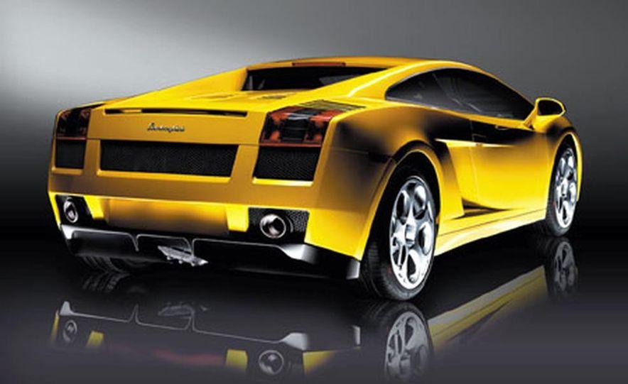 Lamborghini Gallardo - Slide 4