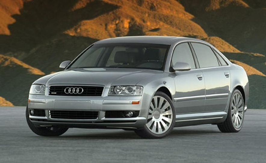 Audi A8L 4.2 Quattro - Slide 2