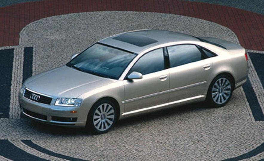 Audi A8L 4.2 Quattro - Slide 4