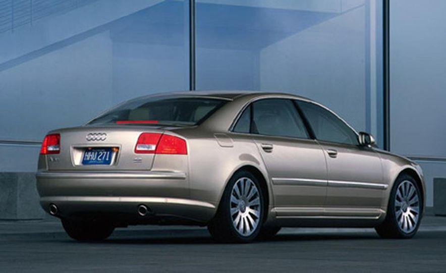 Audi A8L 4.2 Quattro - Slide 5