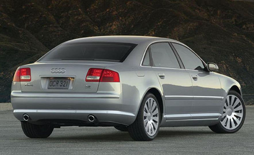 Audi A8L 4.2 Quattro - Slide 6
